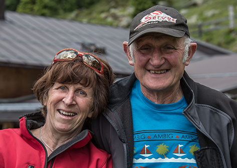 Joseph & Elisabeth Eiterer