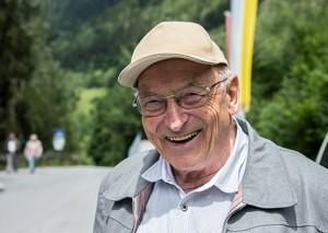 Alt-Pfarrer Hubert Rietzler