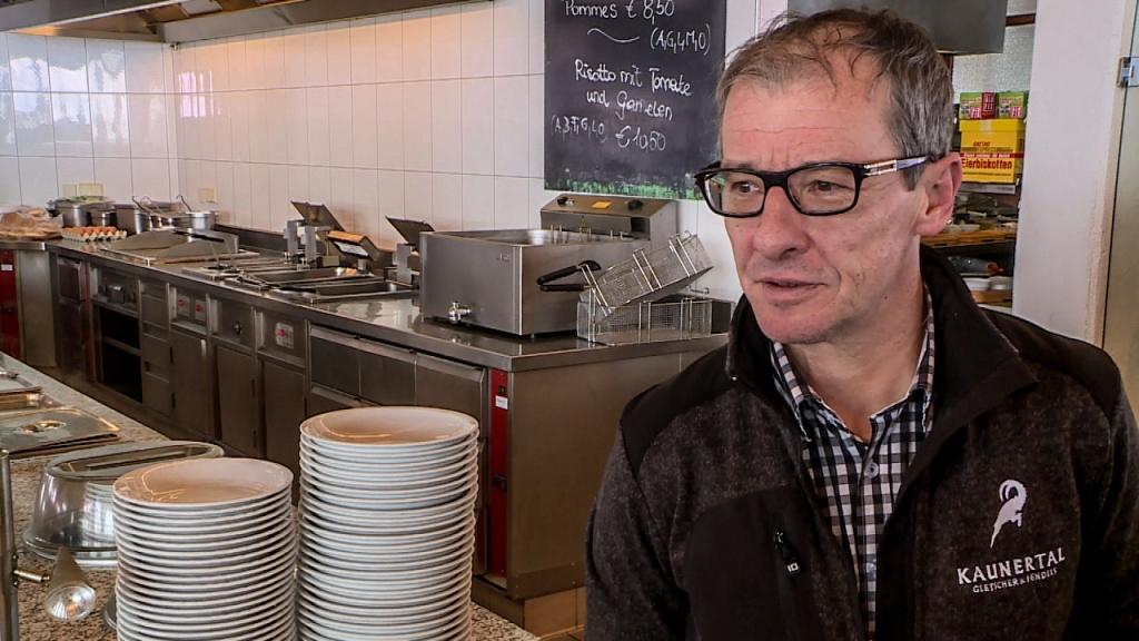 Videotagebuch Gletscherrestaurant1